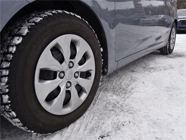 2017 Hyundai Accent SE (Stk: P3238) in Ottawa - Image 4 of 12