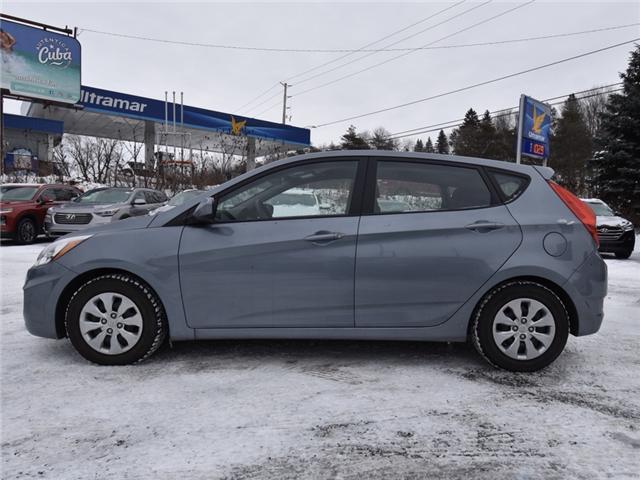 2017 Hyundai Accent SE (Stk: P3238) in Ottawa - Image 5 of 12