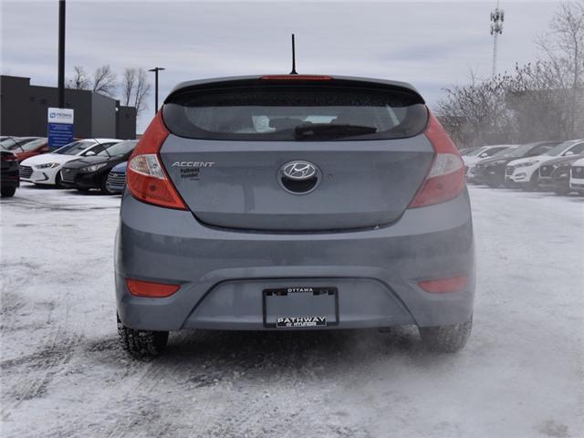 2017 Hyundai Accent SE (Stk: P3238) in Ottawa - Image 7 of 12