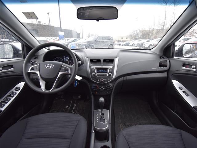 2017 Hyundai Accent SE (Stk: P3238) in Ottawa - Image 8 of 12