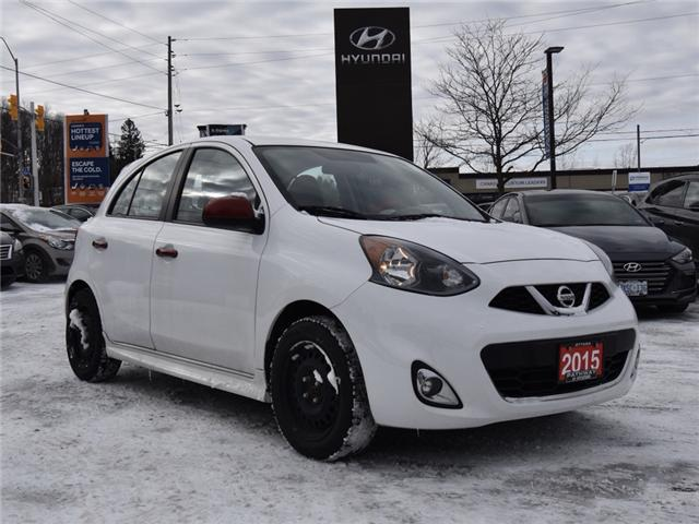 2015 Nissan Micra SR (Stk: R86458A) in Ottawa - Image 1 of 12