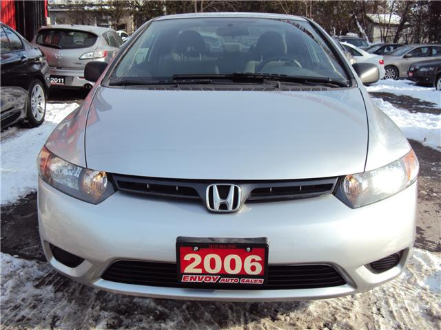 2006 Honda Civic DX (Stk: ) in Ottawa - Image 2 of 19