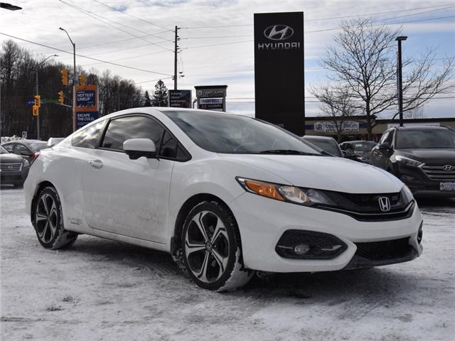 2014 Honda Civic Si (Stk: P3201) in Ottawa - Image 1 of 11