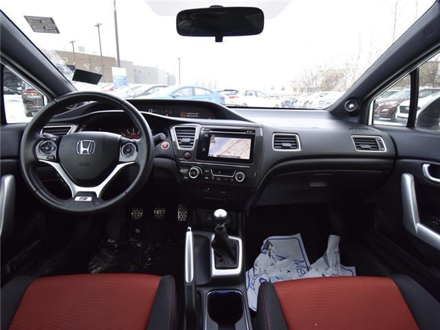2014 Honda Civic Si (Stk: P3201) in Ottawa - Image 7 of 11