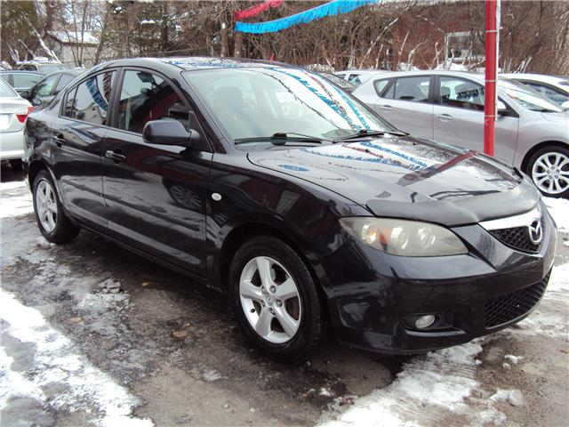2008 Mazda Mazda3 GS (Stk: ) in Ottawa - Image 2 of 16