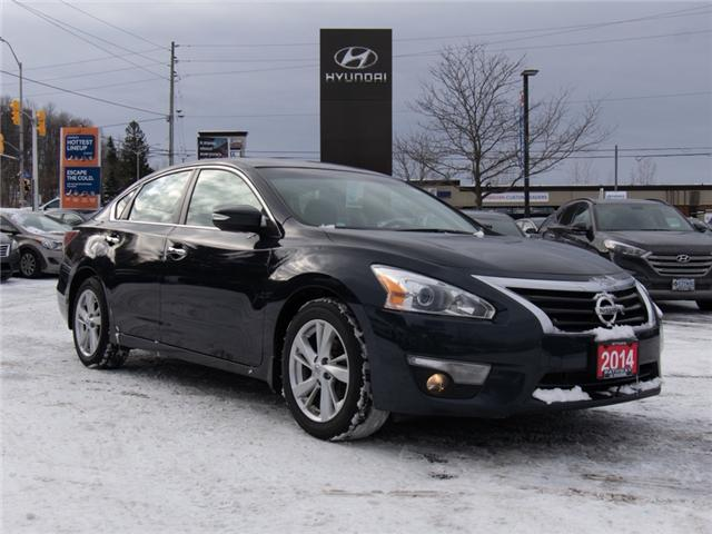 2014 Nissan Altima 2.5 (Stk: P3211) in Ottawa - Image 1 of 12