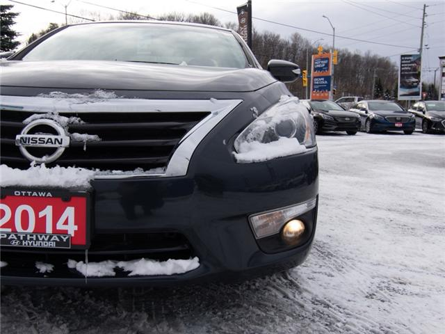 2014 Nissan Altima 2.5 (Stk: P3211) in Ottawa - Image 3 of 12