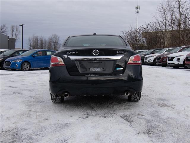 2014 Nissan Altima 2.5 (Stk: P3211) in Ottawa - Image 7 of 12