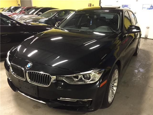 2013 BMW 328i xDrive (Stk: C0383ax) in North York - Image 1 of 9