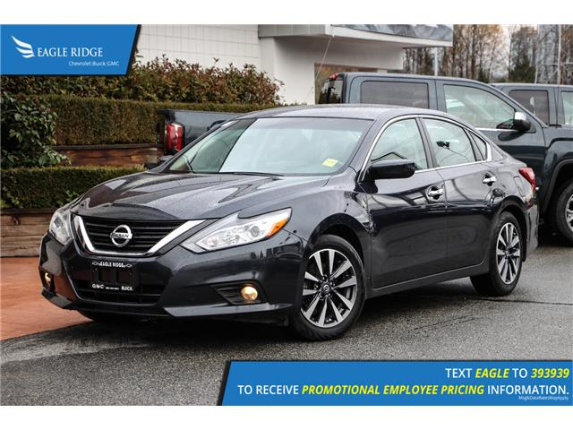 2017 Nissan Altima 2.5 SV (Stk: 179116) in Coquitlam - Image 1 of 17