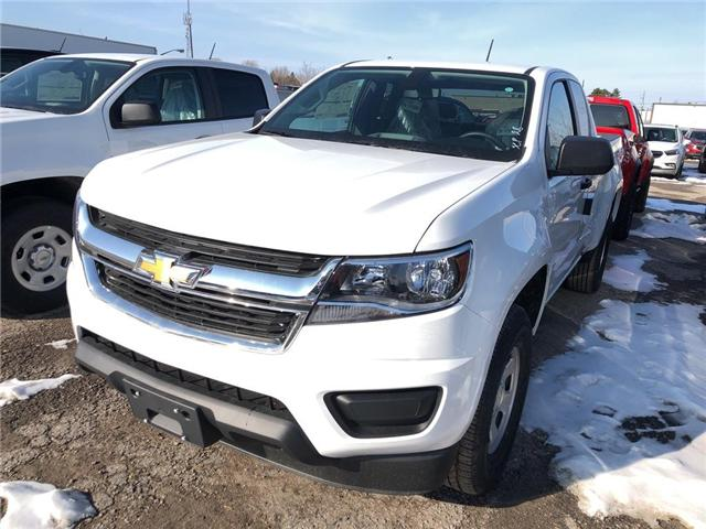 2019 Chevrolet Colorado WT (Stk: 138228) in Markham - Image 1 of 5