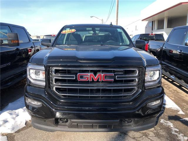 2018 GMC Sierra 1500 SLE (Stk: 476875) in Markham - Image 2 of 5