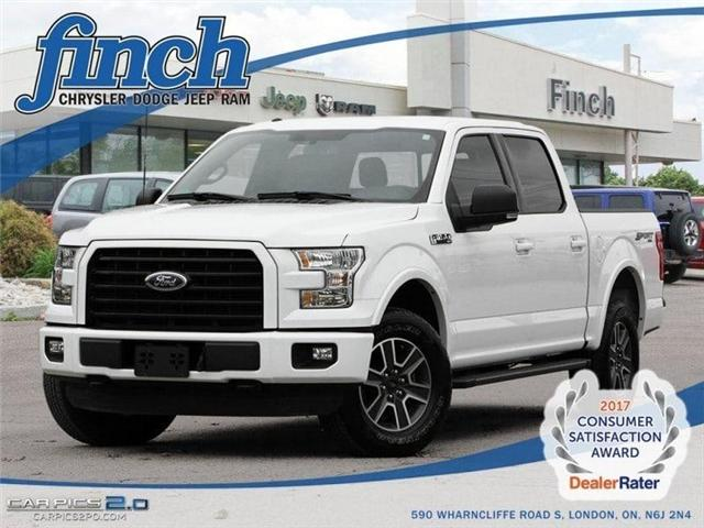 2016 Ford F-150  (Stk: 92251) in London - Image 1 of 27