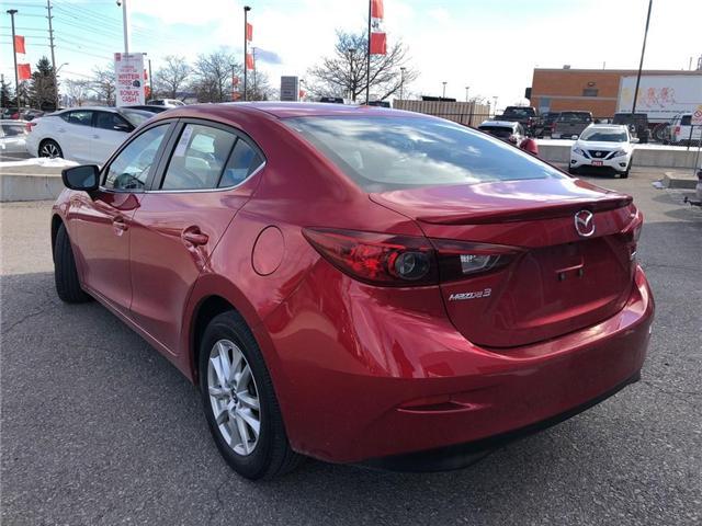 2017 Mazda Mazda3 SE | LEATHER | BACKUP CAM | CERTIFIED - (Stk: P0593) in Mississauga - Image 3 of 19