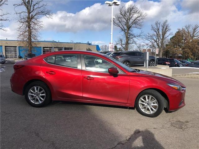 2017 Mazda Mazda3 SE | LEATHER | BACKUP CAM | CERTIFIED - (Stk: P0593) in Mississauga - Image 6 of 19