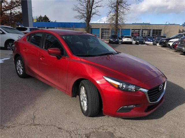 2017 Mazda Mazda3 SE | LEATHER | BACKUP CAM | CERTIFIED - (Stk: P0593) in Mississauga - Image 7 of 19