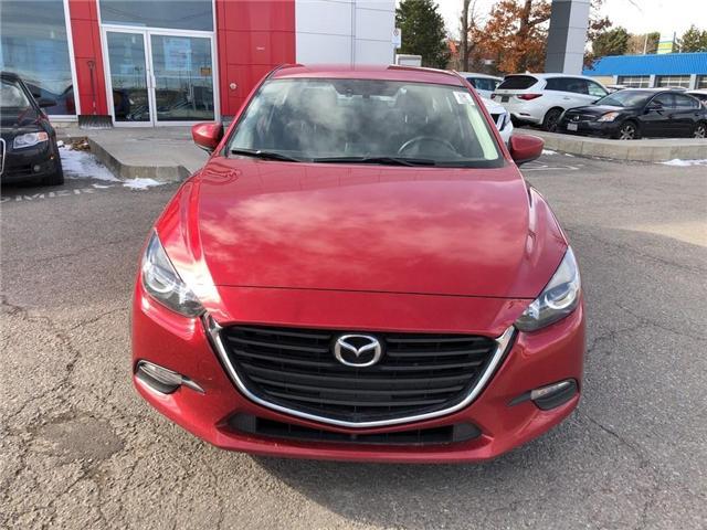 2017 Mazda Mazda3 SE | LEATHER | BACKUP CAM | CERTIFIED - (Stk: P0593) in Mississauga - Image 8 of 19