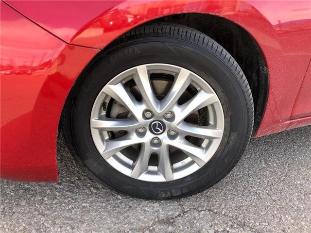2017 Mazda Mazda3 SE | LEATHER | BACKUP CAM | CERTIFIED - (Stk: P0593) in Mississauga - Image 10 of 19