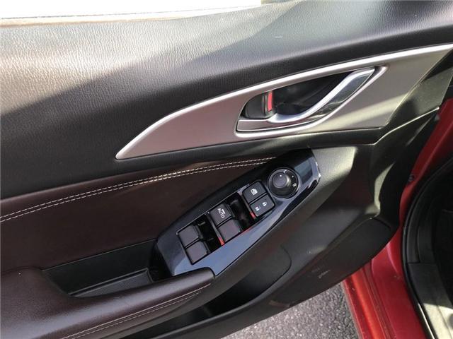 2017 Mazda Mazda3 SE | LEATHER | BACKUP CAM | CERTIFIED - (Stk: P0593) in Mississauga - Image 13 of 19