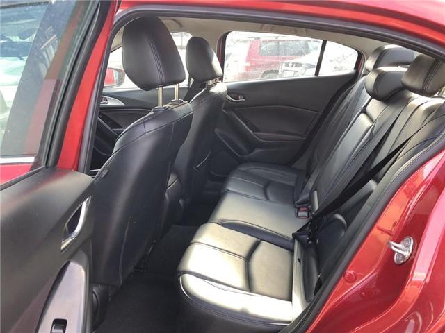 2017 Mazda Mazda3 SE | LEATHER | BACKUP CAM | CERTIFIED - (Stk: P0593) in Mississauga - Image 15 of 19