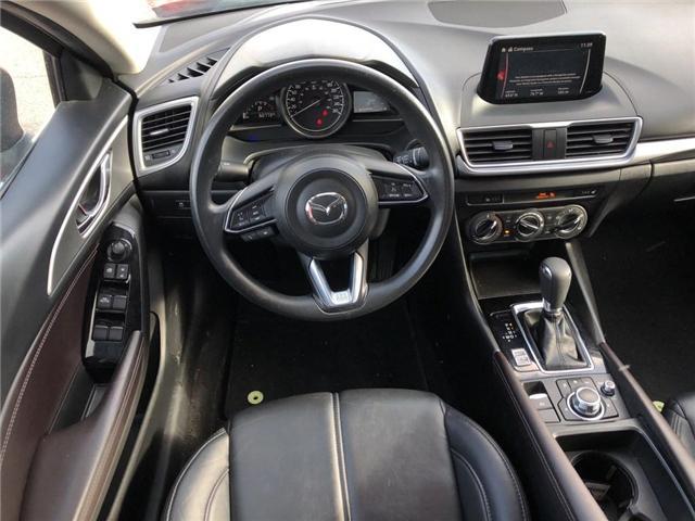 2017 Mazda Mazda3 SE | LEATHER | BACKUP CAM | CERTIFIED - (Stk: P0593) in Mississauga - Image 16 of 19