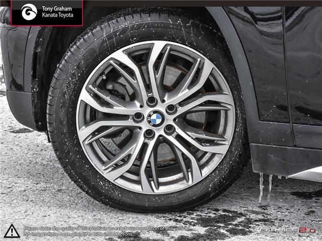 2017 BMW X1 xDrive28i (Stk: 88565A) in Ottawa - Image 6 of 27