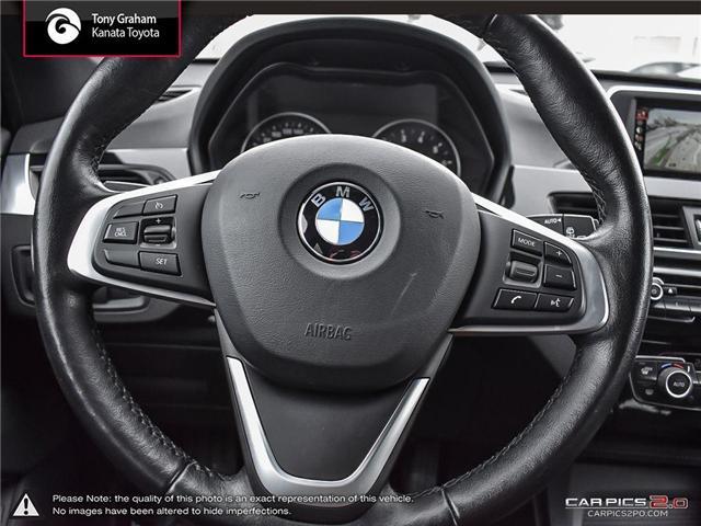 2017 BMW X1 xDrive28i (Stk: 88565A) in Ottawa - Image 14 of 27