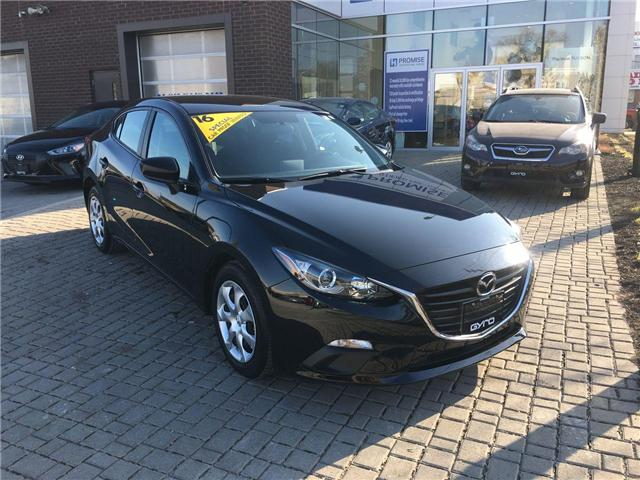 2016 Mazda Mazda3 GX (Stk: 27030A) in East York - Image 2 of 29