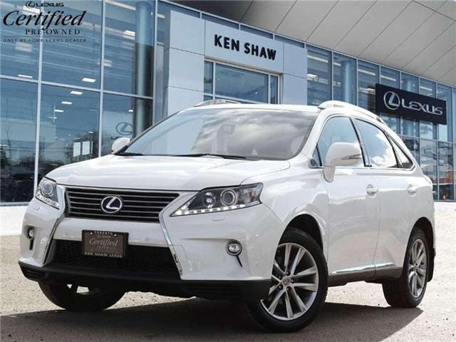 2015 Lexus RX 450h  (Stk: 15756A) in Toronto - Image 1 of 21