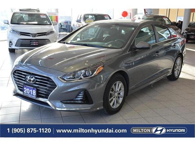 2018 Hyundai Sonata  (Stk: 637801) in Milton - Image 1 of 36