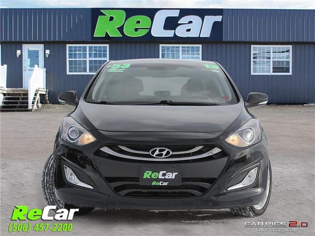 2013 Hyundai Elantra GT SE (Stk: 181197A) in Fredericton - Image 2 of 27
