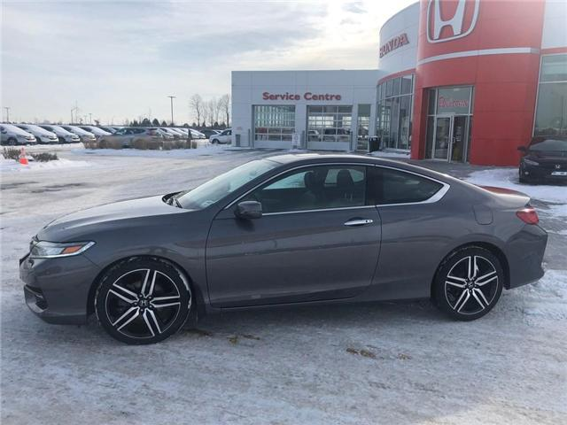 2016 Honda Accord Touring (Stk: B0190) in Nepean - Image 3 of 25