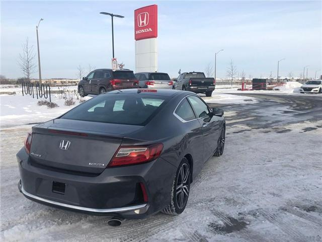 2016 Honda Accord Touring (Stk: B0190) in Nepean - Image 6 of 25