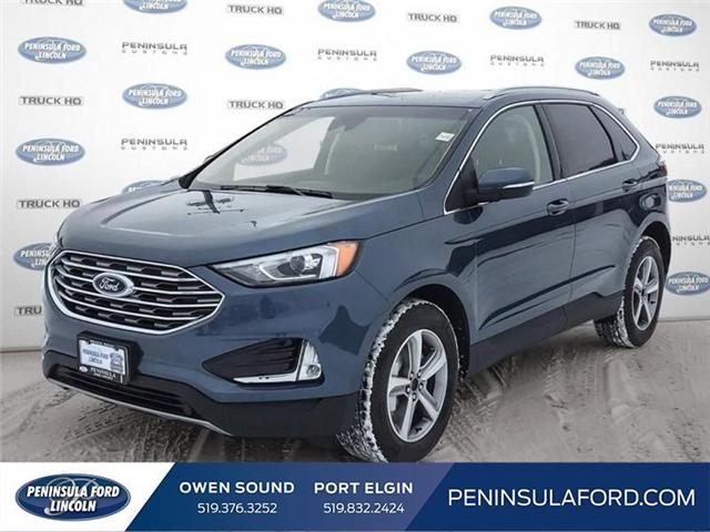 2019 Ford Edge SEL (Stk: 19ED10) in Owen Sound - Image 1 of 24