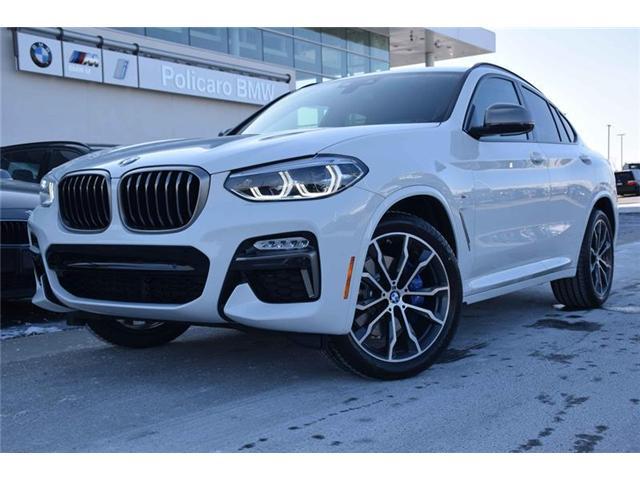 2019 BMW X4 M40i (Stk: 9J62919) in Brampton - Image 1 of 12