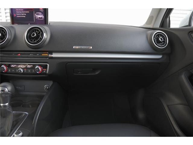2018 Audi A3 2.0T Komfort (Stk: 2A3538) in Kitchener - Image 13 of 22
