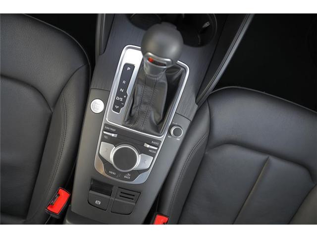 2018 Audi A3 2.0T Komfort (Stk: 2A3538) in Kitchener - Image 17 of 22