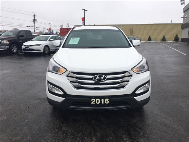 2016 Hyundai Santa Fe Sport 2.4 Base (Stk: 18619) in Sudbury - Image 2 of 14