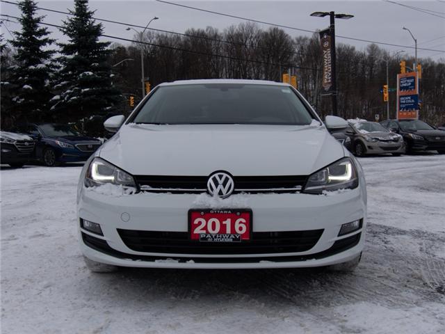 2016 Volkswagen Golf 1.8 TSI Trendline (Stk: P3230) in Ottawa - Image 2 of 11