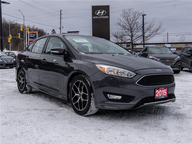 2015 Ford Focus SE (Stk: P3232) in Ottawa - Image 1 of 11