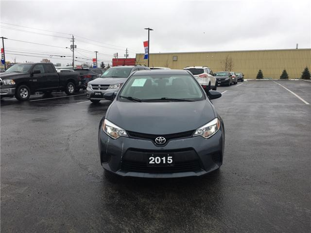 2015 Toyota Corolla CE (Stk: 18475) in Sudbury - Image 2 of 13