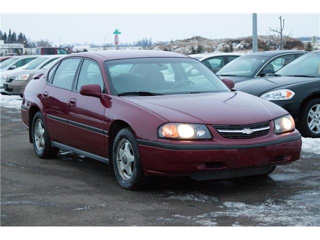 2005 Chevrolet Impala Base (Stk: P316-1) in Brandon - Image 2 of 10