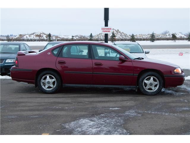 2005 Chevrolet Impala Base (Stk: P316-1) in Brandon - Image 3 of 10