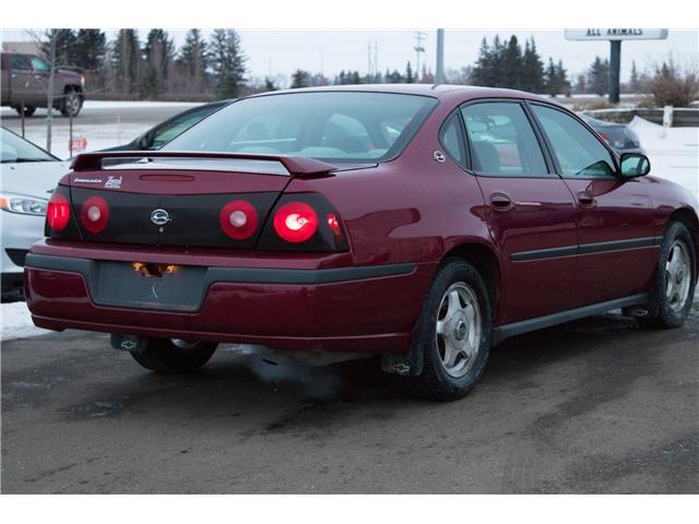 2005 Chevrolet Impala Base (Stk: P316-1) in Brandon - Image 4 of 10