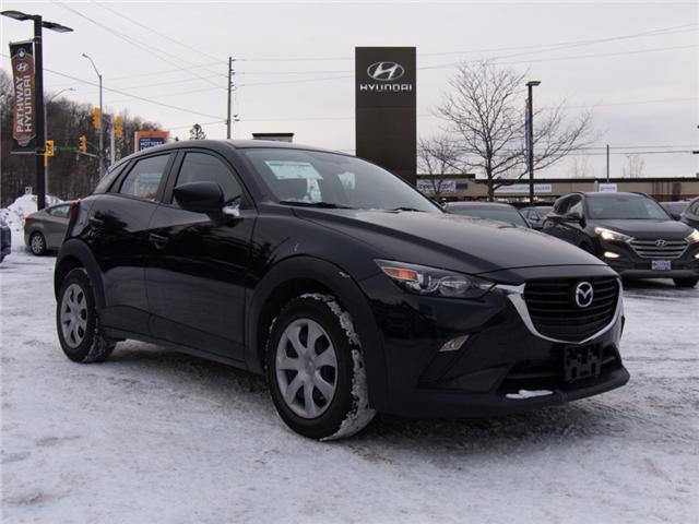 2016 Mazda CX-3 GX (Stk: R95411A) in Ottawa - Image 1 of 12