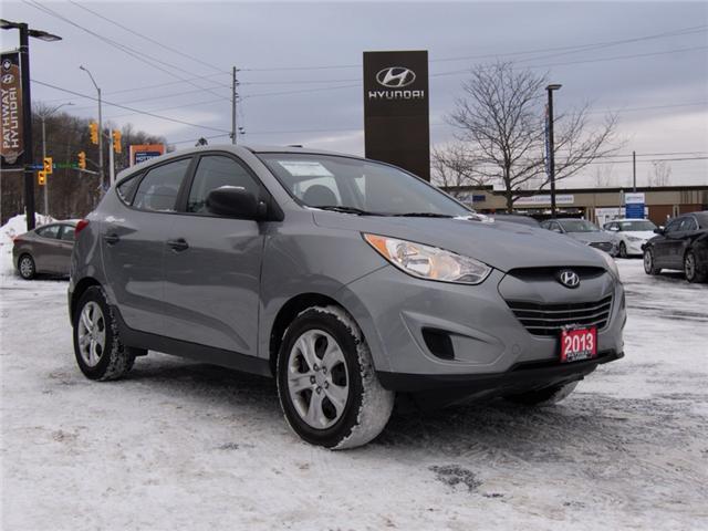 2013 Hyundai Tucson  (Stk: R86045A) in Ottawa - Image 1 of 11