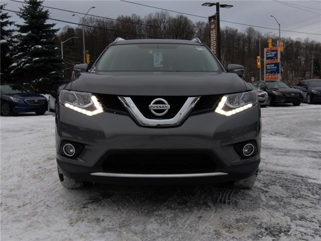 2014 Nissan Rogue SL (Stk: P3206) in Ottawa - Image 2 of 11