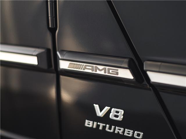 2017 Mercedes-Benz AMG G 63 Base (Stk: WDCYC7DF9HX281696) in Woodbridge - Image 17 of 40