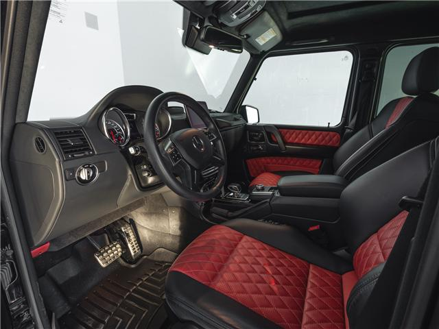 2017 Mercedes-Benz AMG G 63 Base (Stk: WDCYC7DF9HX281696) in Woodbridge - Image 24 of 40