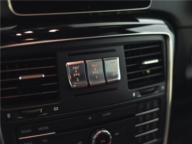 2017 Mercedes-Benz AMG G 63 Base (Stk: WDCYC7DF9HX281696) in Woodbridge - Image 32 of 40